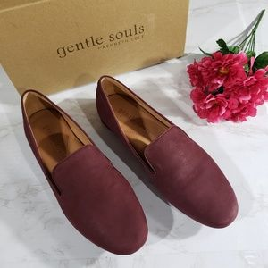 Gentle Soles by Kenneth Cole Eugene Plum Size 9.5